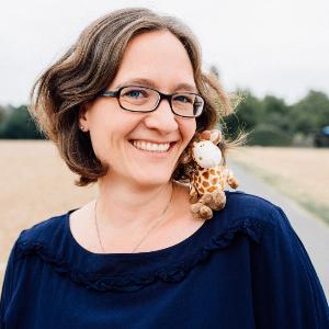 Speaker - Marita Strubelt